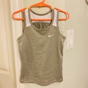 Nike toddler's active tank top